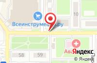 Схема проезда до компании Elkatel.ru в Лыткарино