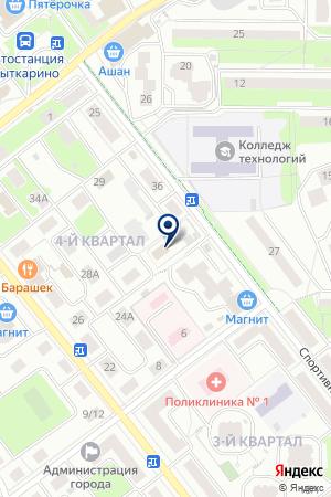 ОПЕРАТИВНО-ДИСПЕТЧЕРСКАЯ СЛУЖБА ЛЫТКАРИНСКАЯ ЭЛЕКТРОСЕТЬ на карте Лыткарино