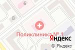 Схема проезда до компании Мособлмедсервис, ГБУ в Лыткарино