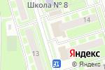 Схема проезда до компании Солнечная Сибирь в Ивантеевке