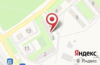 Схема проезда до компании Участковый пункт полиции в Лямцино