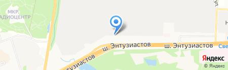 КранТракСервис на карте Балашихи
