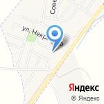 Киреевский центр образования №4 на карте Киреевска