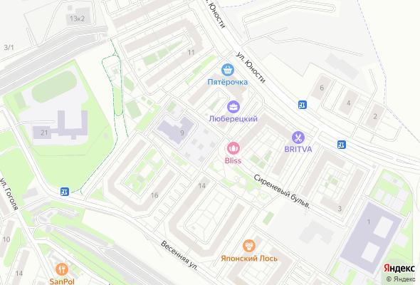 жилой комплекс Люберецкий
