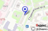 Схема проезда до компании СТРОИТЕЛЬНАЯ КОМПАНИЯ ГРАДОУСТРОИТЕЛЬ в Ивантеевке