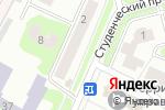 Схема проезда до компании Фотоцентр в Ивантеевке
