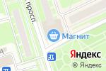 Схема проезда до компании Магазин табачной продукции в Ивантеевке