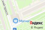 Схема проезда до компании Центр бытовых услуг в Ивантеевке