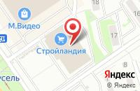 Схема проезда до компании СТРОЙДЕПО в Старом Осколе