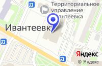 Схема проезда до компании САЛОН МОБИЛЬНЫХ ТЕЛЕФОНОВ БАХУРОВА А.А. в Ивантеевке