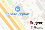 Схема проезда до компании Корея контран в посёлке городского типа Томилино
