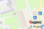 Схема проезда до компании Гурман в Ивантеевке