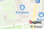 Схема проезда до компании Ателье в Ивантеевке