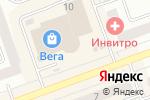 Схема проезда до компании Забавный бегемот в Череповце