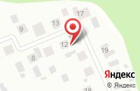 Схема проезда до компании СОНЭЛ в Володарского