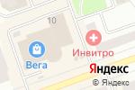 Схема проезда до компании Мастерская в Череповце