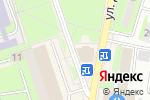 Схема проезда до компании 1xbet в Ивантеевке