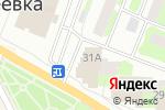 Схема проезда до компании Пятерочка в Ивантеевке
