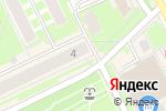 Схема проезда до компании Магазин обоев в Ивантеевке