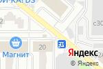 Схема проезда до компании Лыткаринский в Лыткарино