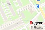 Схема проезда до компании Возрождение в Ивантеевке