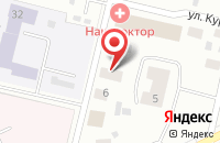 Схема проезда до компании Стройполимер в Череповце