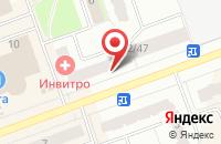 Схема проезда до компании Промметалл-Класс в Череповце