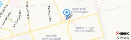 Товары для дома и ремонта магазин на карте Донецка
