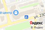 Схема проезда до компании Товары для дома и ремонта, магазин, СПД Буслав В.Ю. в Донецке