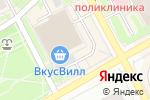 Схема проезда до компании Банкомат, Банк Возрождение, ПАО в Ивантеевке