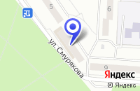 Схема проезда до компании АПТЕКА СУПЕРМЕДСЕРВИС в Ивантеевке