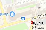 Схема проезда до компании ЛОМБАРД СТАНДАРТ в Донецке