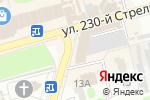 Схема проезда до компании Ricoh, центр копировальных и фотоуслуг в Донецке