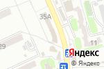 Схема проезда до компании ОРИОН АВТО в Донецке