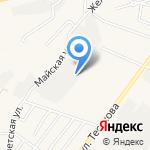 Медиум на карте Киреевска