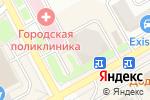 Схема проезда до компании Белорусские продукты в Ивантеевке
