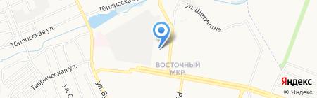 T.T.C. на карте Донецка