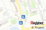 Схема проезда до компании Редвуд, оптово-розничная компания по производству и продаже мебели в Донецке