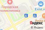 Схема проезда до компании Магазин кухонь в Ивантеевке