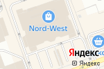 Схема проезда до компании Western в Череповце