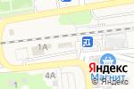 Схема проезда до компании Цветочный магазин в Загорянском