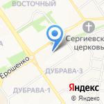 МНЕБУКЕТ.РФ на карте Старого Оскола