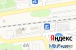 Схема проезда до компании Первая полоса в Загорянском