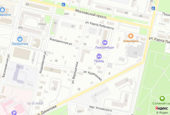 квартира в новостройке