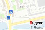 Схема проезда до компании София в Донецке