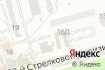 Схема проезда до компании Манюня в Донецке