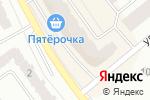 Схема проезда до компании Центр мебели в Ивантеевке