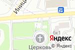 Схема проезда до компании Церковная лавка в Некрасовке