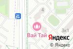 Схема проезда до компании Стандарт плюс в Москве