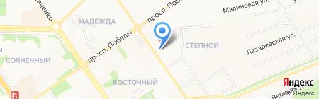 ПРОКОМПСОГНАТ ХОЛДИНГ ГРУПП на карте Старого Оскола